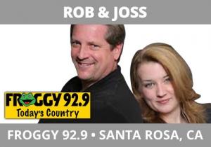Rob & Joss