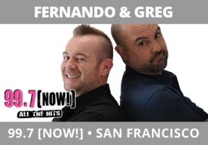 Fernando & Greg