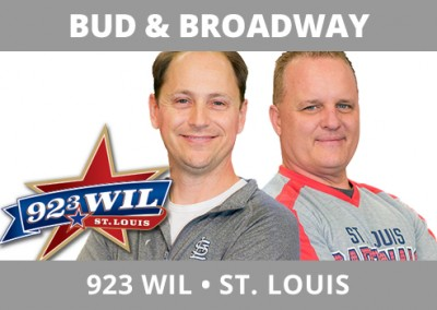Bud & Broadway, 923 WIL, St. Louis