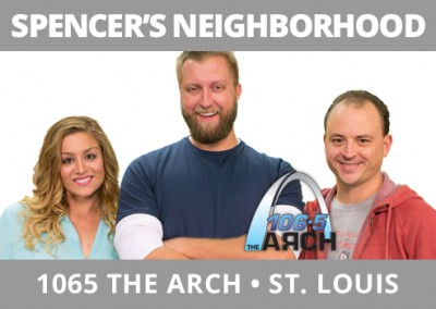 Spencer's Neighborhood, 1065 The Arch, St. Louis