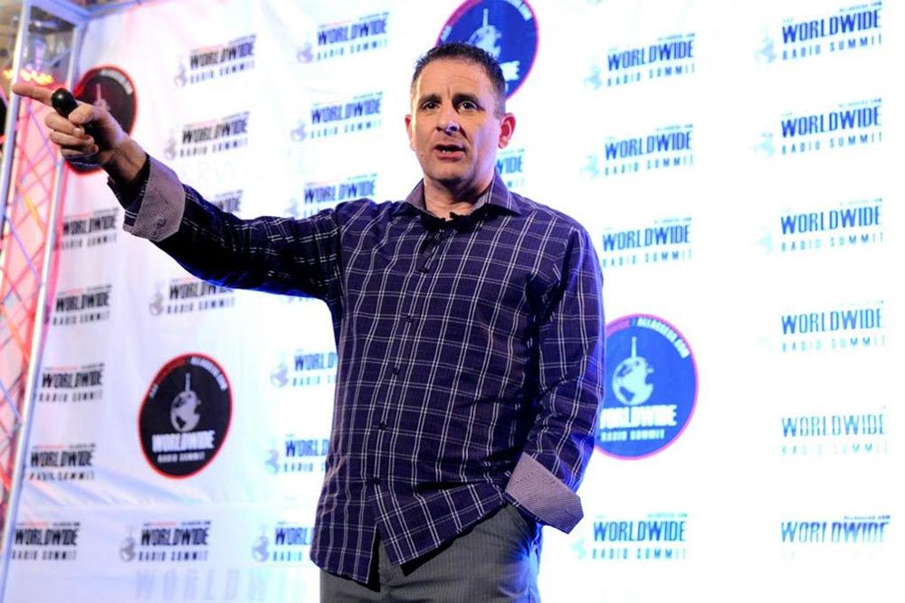 Steve Reynolds (speaking at event)