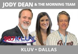 Jody Dean & The Morning Team