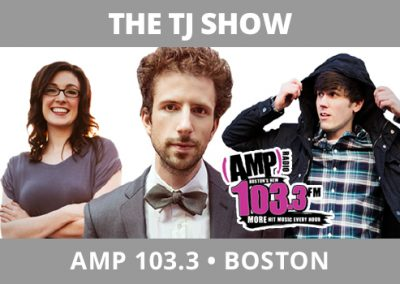 The TJ Show, Boston
