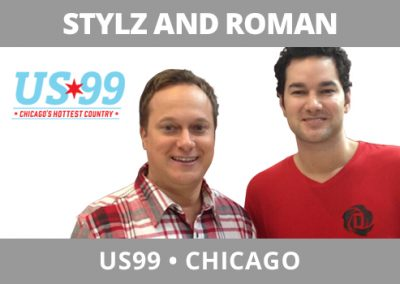 Stylz and Roman, US99, Chicago